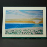 California-Sunset-Art-Cards